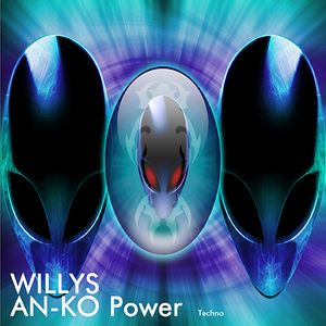 Dj Willys - K1 Résistance crew - AN-KO Power