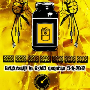Gaizkaseiji in Oxid3 esences 5-9-2012
