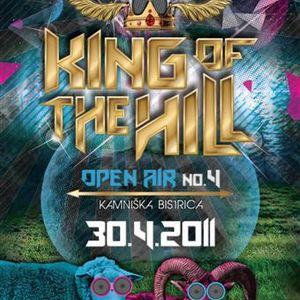 DJ Koksi @ King of the hill no.4 - 30.4.2011