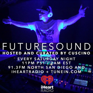 FutureSound with CUSCINO | Episode 023 (Orig. Air Date: 10.24.2015)
