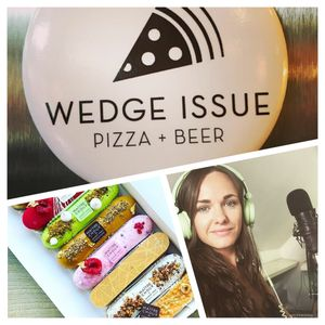 Grace Forell w / Maitre Choux + Wedge Issue Pizza