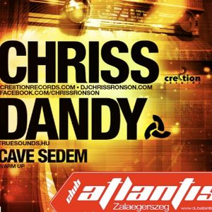 Cave Sedem warm up for Monitor (Chriss & Dandy) at Club Atlantis 22.04.2011.