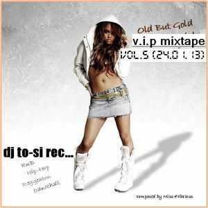 dj to-si v.i.p but gold mixtape vol.5 (2013-01-24)