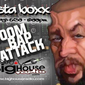 Boom Bap Attack 11 original air date 3/18/16
