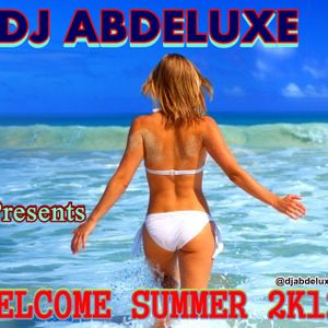 Dj Abdeluxe Presents - Welcome Summer 2K12