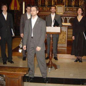 RTBF - concert de musique liturgique à Bruges: 'Ensemble Vocal Malinine'