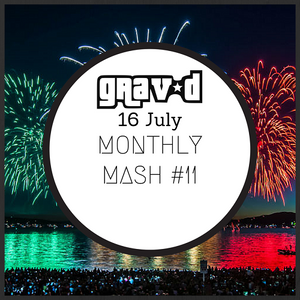 Monthly Mash #11 (2016 July)