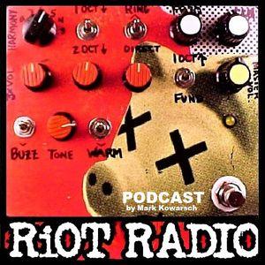 RIOT RADIO Podcast Frank Behnke & Jörg Buttgereit
