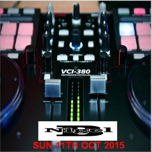 NIGEL B SHOW ON SUPREME FM (SUN 11TH OCT 2015)