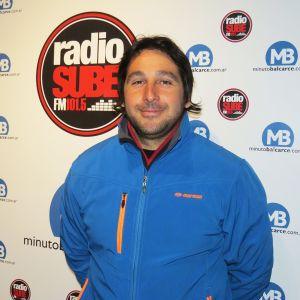 Radio Sube 101.5 con Damián González Presa