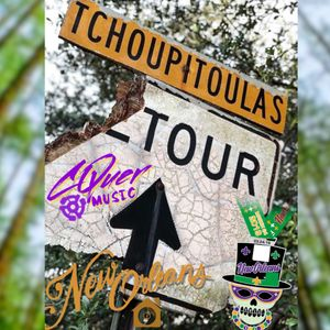 Direct from Tchoupitoulas!