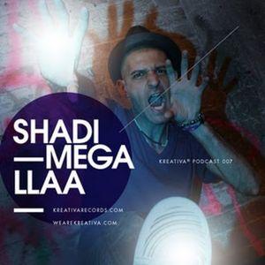 Kreativa Podcast 007 (2011) - Shadi Megallaa