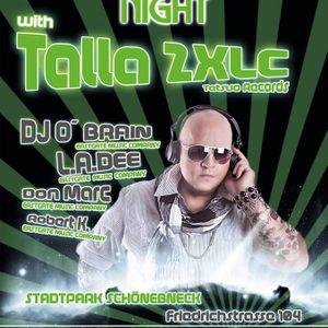 Classic Night with Talla 2XLC live @ Stadtpark Schönebeck - Talla 2XLC 30-11-2013