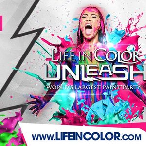 Life in Color Youngstown 2014!! (DJ Jose End of Summer '13 Mix)