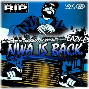 Eazy-E - NWA Is Back - Disc 01