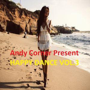 Andy Corner - Happy Dance ( Vol.3 )