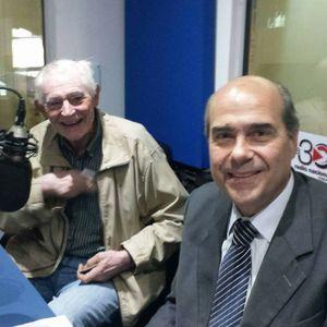 Mesa con Agazzi y Abdala sobre el acto del 1º de mayo
