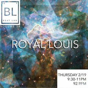 Royal Louis - Back Door Space Portal - Exclusive Mix