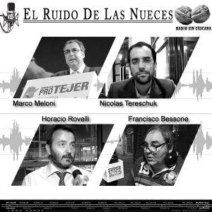 Nueces 10-07-2017 Marcos Meloni - Nicolas Tereschuk - Horacio Rovelli - Francisco Bessone