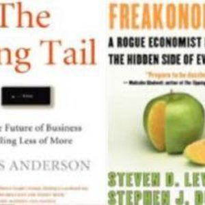 Free Forum Q&A - (1) CHRIS ANDERSON, THE LONG TAIL:  Why the Future of Business is Selling Less of M