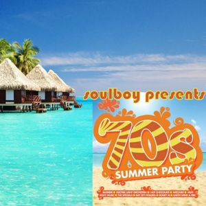 soulboy's 70's summer party