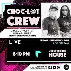 URBAN DUBZ LIVE CHOC-L@T CREW 12/3/2021