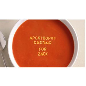 Apostrophe Casting for Zack - Episode 1
