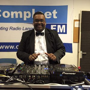 Dj Dmaster was last 20 januari in our radiostudio for a liveset by Compleet fm he has turned eclecti