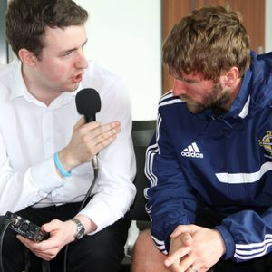 Paddy McCourt interview