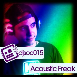 DJSoc 015: Acoustic Freak