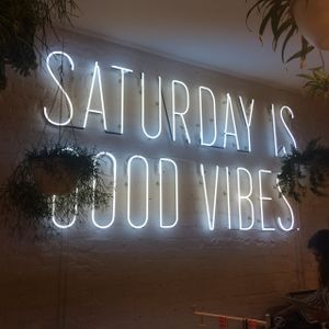 Saturday Is Good Vibes # 202