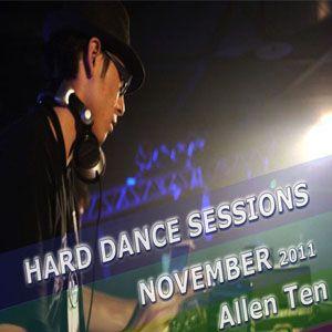 hard dance session Nov2011 - Allen Ten