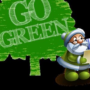The Green & Sexy Radio Show - Greening the Holidays -  November 30, 2016