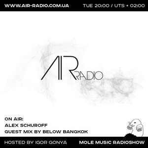 Mole Music Radioshow - Episode 036 with Below Bangkok
