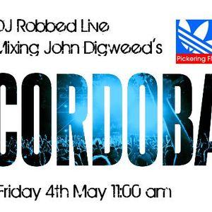 John Digweed Cordoba  Mixed by DJ Robbed (Pickering FM) LIVE