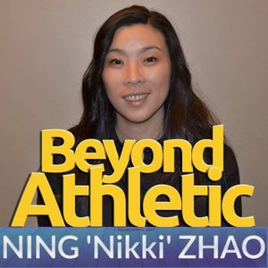 "#13 The Only Way To Make Yourself Happy with Ning ""Nikki"" ZHAO"