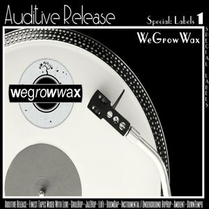 Auditive Release: Mixtape Specia: Label - WeGrowWax // Instrumental Beats/ Downtempo/ Chillhop