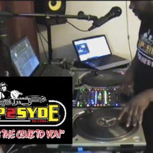 Megamix Mondays #4 with DJ-G ((LIVE)) in the mix on Flip2sydeDj.com