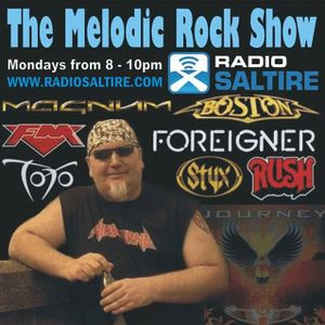 THE MELODIC ROCK SHOW on RADIO SALTIRE - MONDAY 18th SEPTEMBER 2017