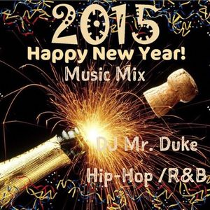 DJ Mr. Duke - Happy New Year Mix 2015