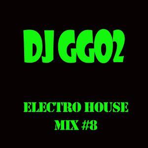 DJ GGo2 - Electro house Mix #8