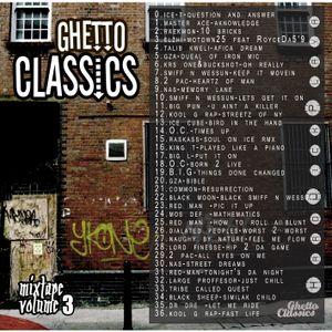 Ghetto Classics vol.3 HDP Mixtape
