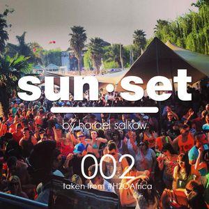 SUN•SET002 by Harael Salkow