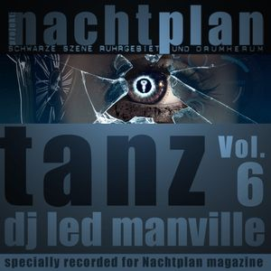 DJ Led Manville - Nachtplan Tanz Vol.6 (2013)