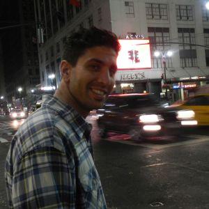 ASSAF GUY  at G.C.N.Y 2011