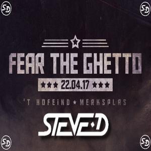 Fear The Ghetto   DJ contest by STEVE-D