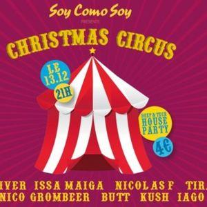 "Karl FuckFinger - Soy Como Soy #2 ""Christmas Circus"" Promomix"