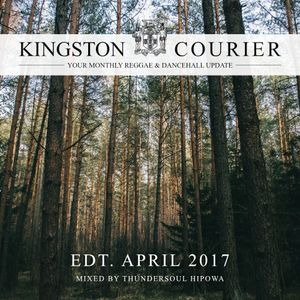KINGSTON COURIER (Edt. April 2017) pres. by Thundersoul HiPowa