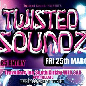 chunk dj hardstyle set twisted soundz 25.03.16