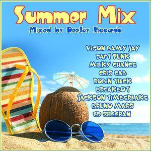 DeeJay Riccardo - SUMMER MIX